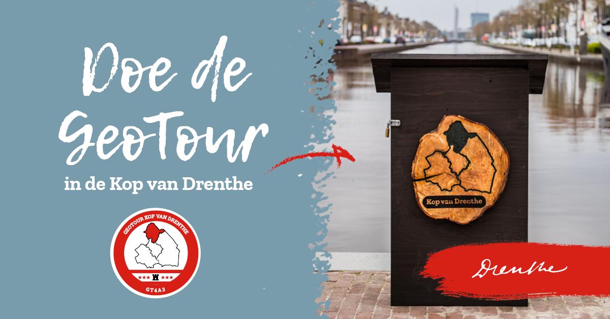 Ontdek de Kop van Drenthe